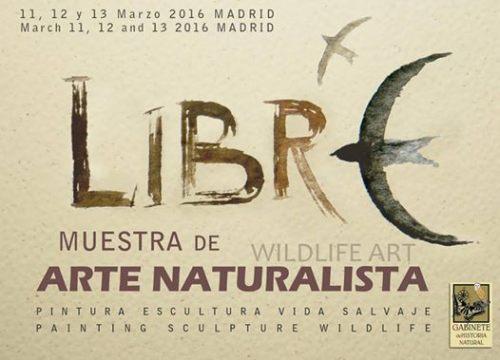exposición ARTE NATURALISTA