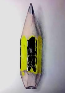 Lápiz (lápices de color)