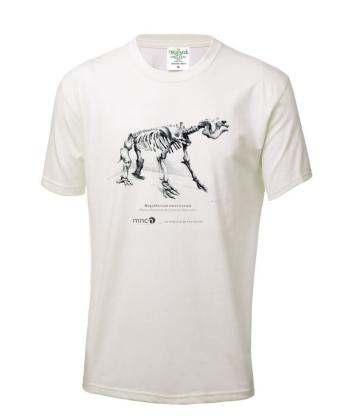 Camiseta del Megaterio